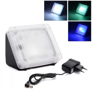 22 led lamps security fake TV make your home lighting