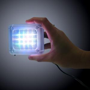 New Design LED Fake TV Simulator TV light Fake Home Security TV Burglar